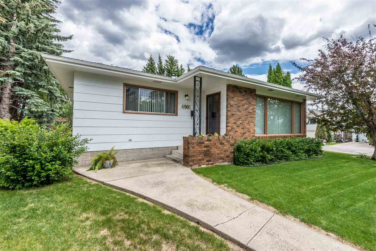 Main Photo: 4901 56 Avenue: Stony Plain House for sale : MLS®# E4139877