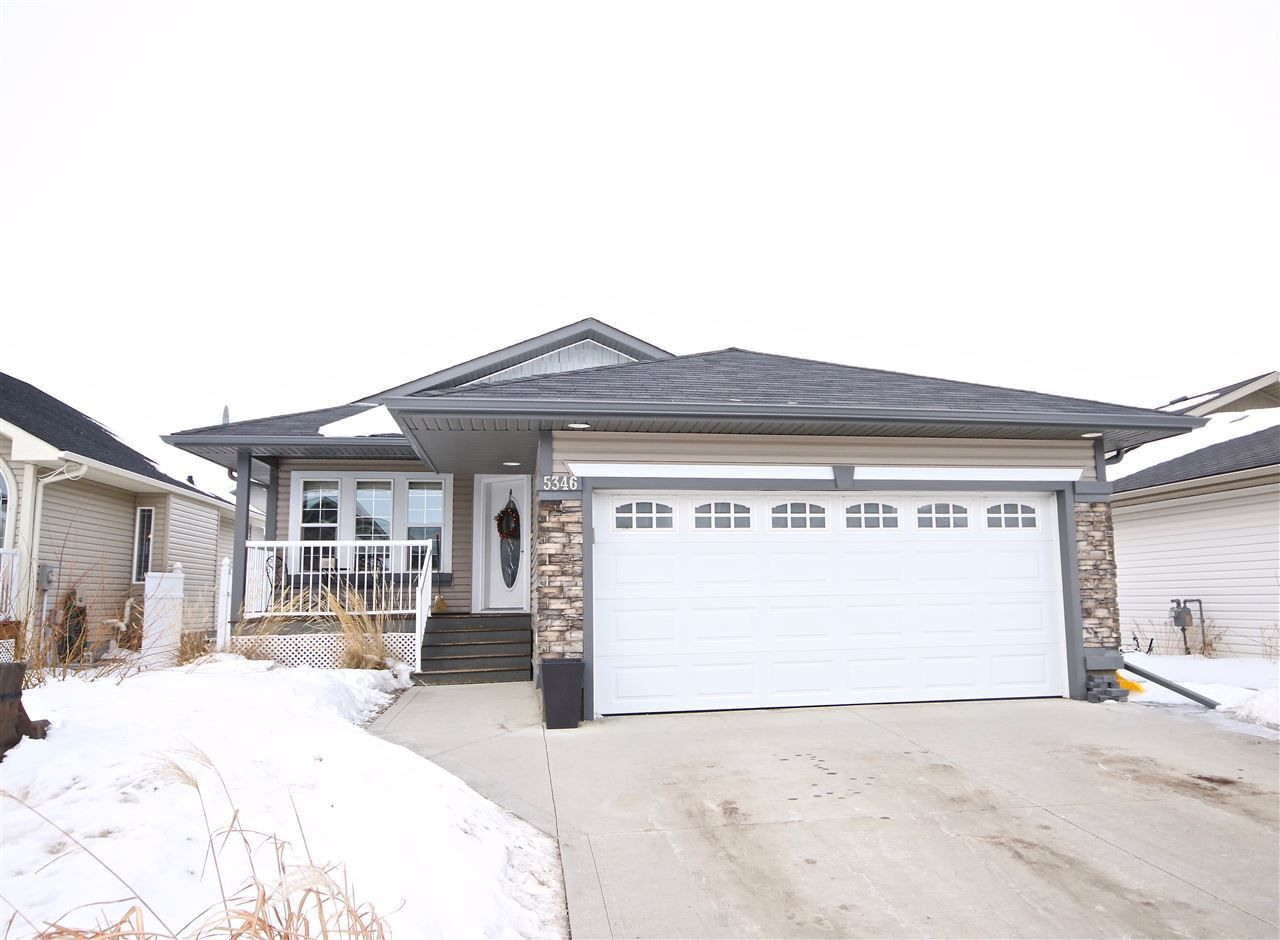 Main Photo: 5346 42 Street: Wetaskiwin House for sale : MLS®# E4140347