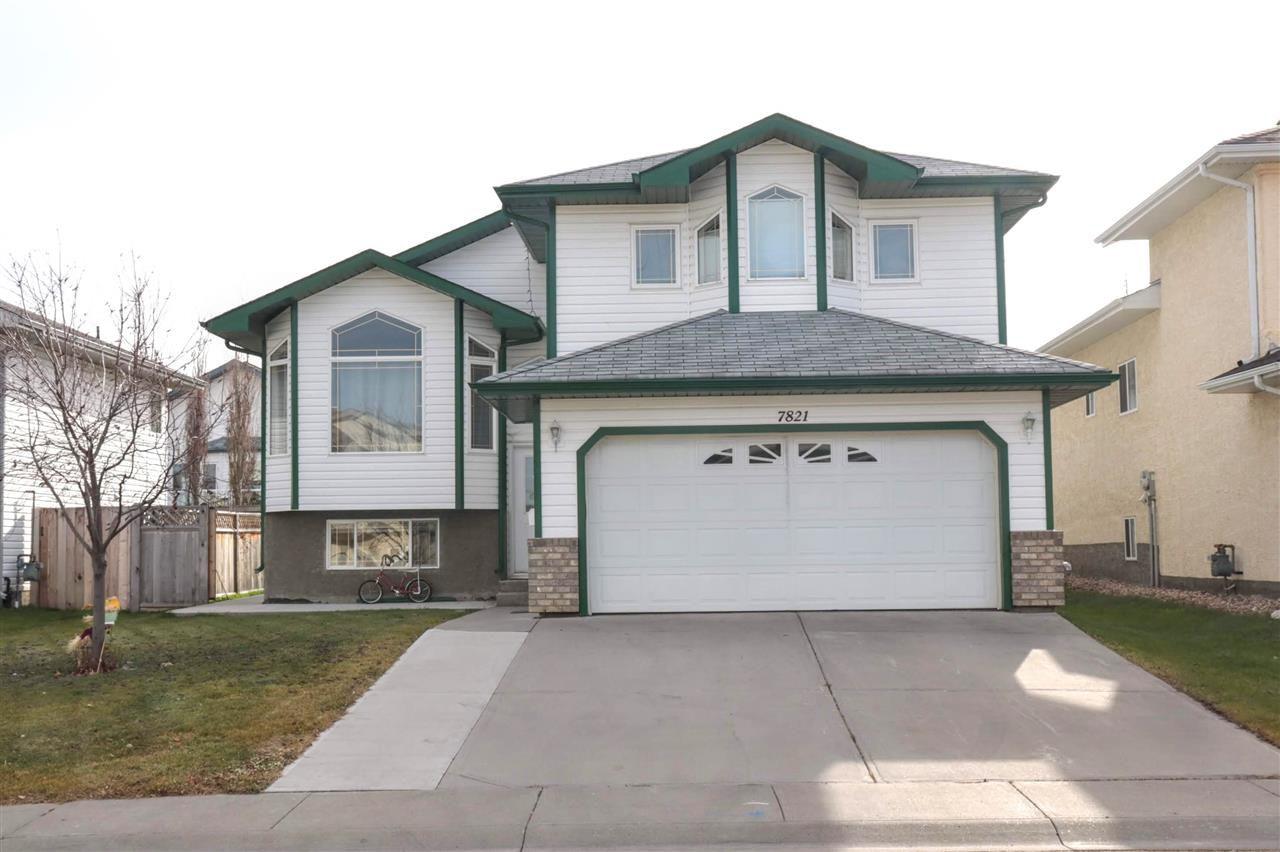 Main Photo: 7821 163 Avenue in Edmonton: Zone 28 House for sale : MLS®# E4145482