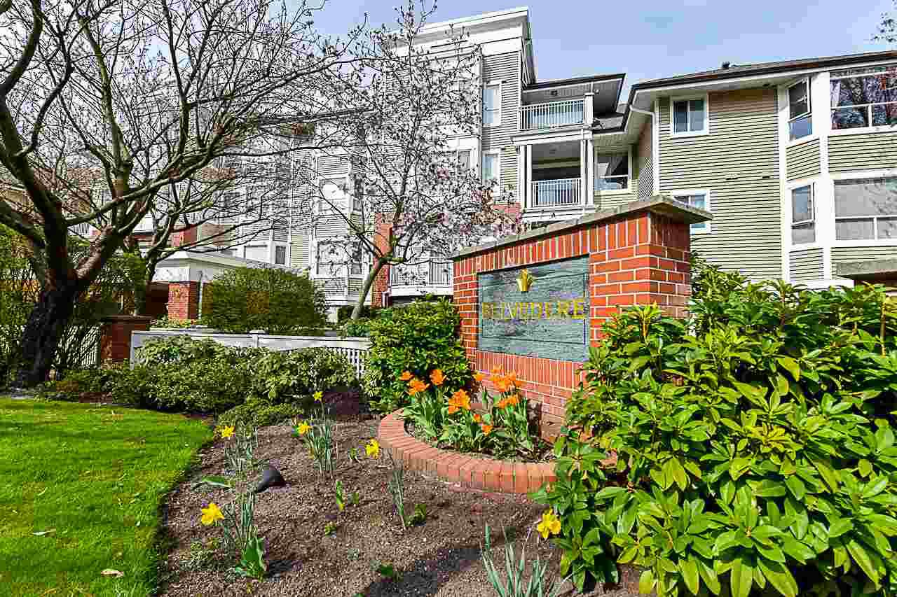 "Main Photo: 103 5280 OAKMOUNT Crescent in Burnaby: Oaklands Condo for sale in ""Belvedere"" (Burnaby South)  : MLS®# R2355231"