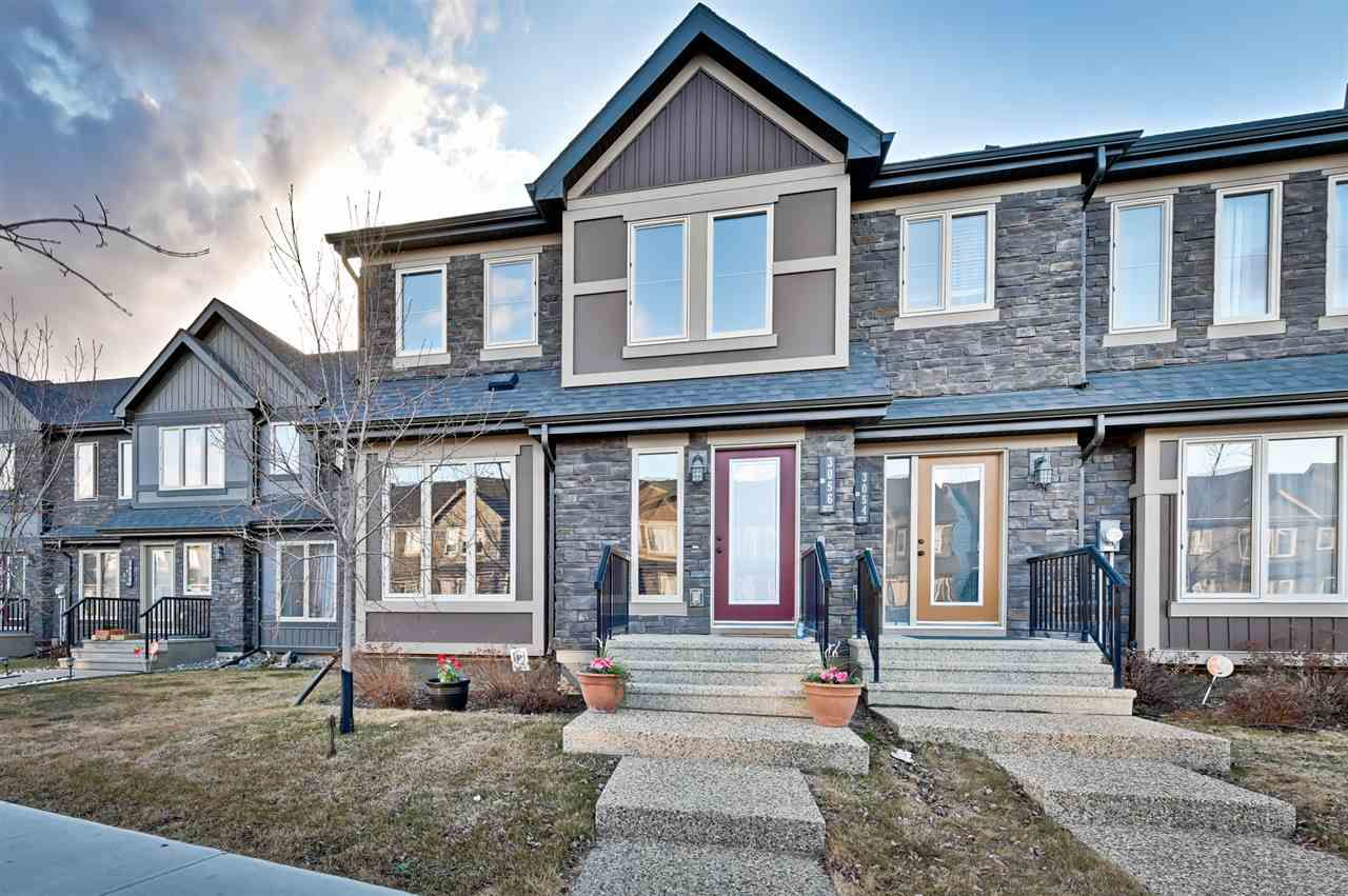 Main Photo: 3056 KESWICK Way in Edmonton: Zone 56 Attached Home for sale : MLS®# E4152118