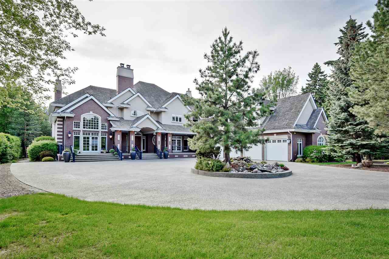 Main Photo: 5604 WHITEMUD Road in Edmonton: Zone 14 House for sale : MLS®# E4156891