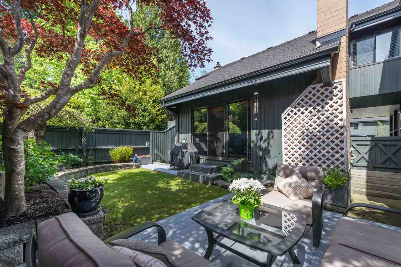 """Main Photo: 212 4001 MT SEYMOUR Parkway in North Vancouver: Dollarton Townhouse for sale in """"The Maples"""" : MLS®# R2370933"""