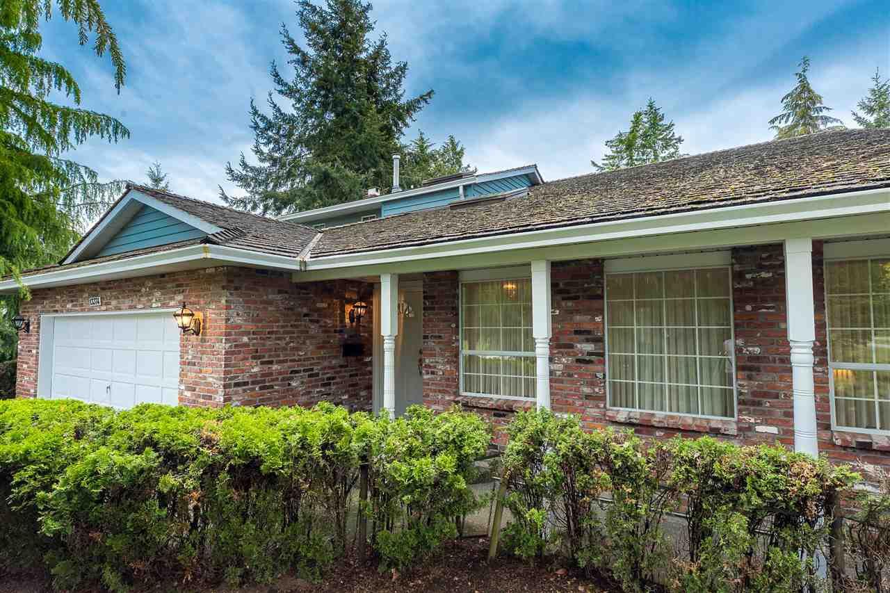 "Main Photo: 13374 18A Avenue in Surrey: Crescent Bch Ocean Pk. House for sale in ""Amblegreen"" (South Surrey White Rock)  : MLS®# R2379809"