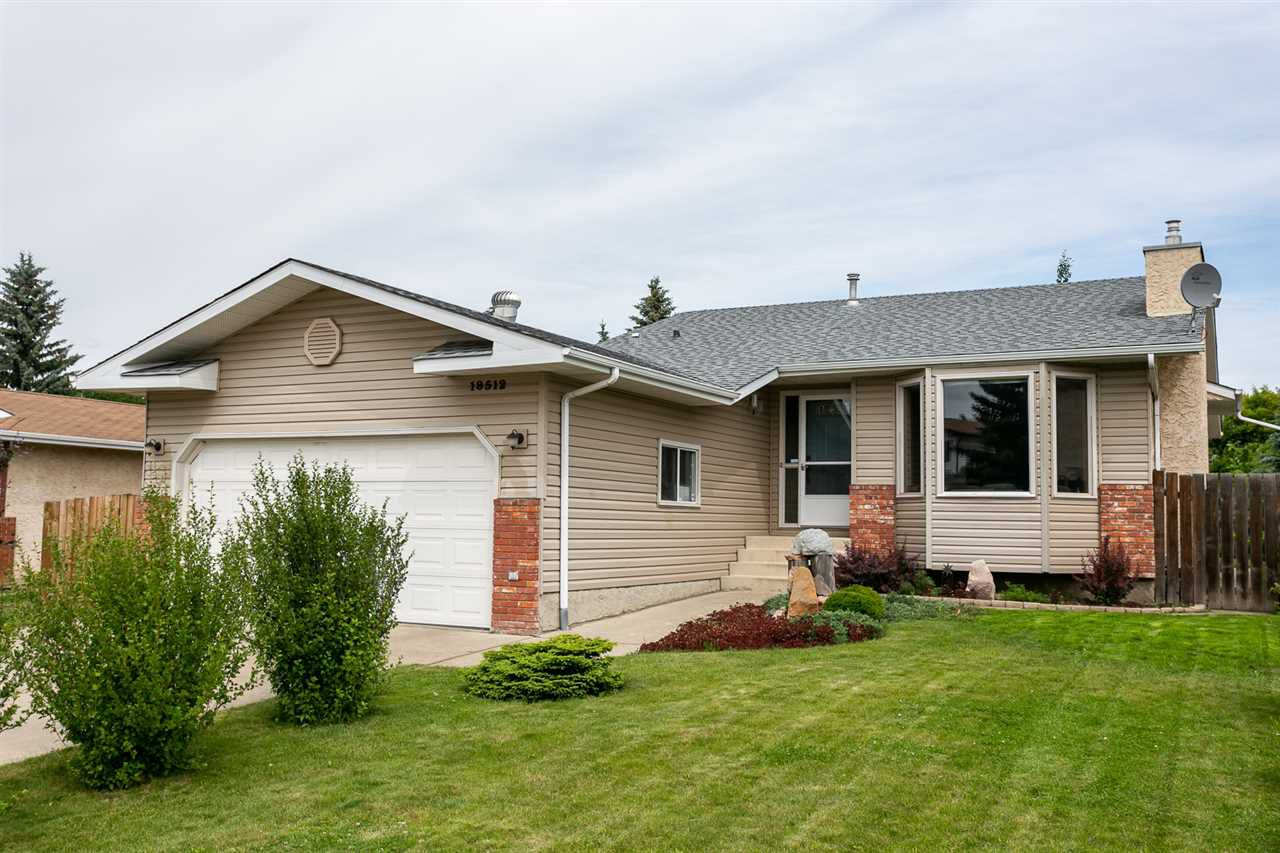 Main Photo: 18512 61 Avenue in Edmonton: Zone 20 House for sale : MLS®# E4164430