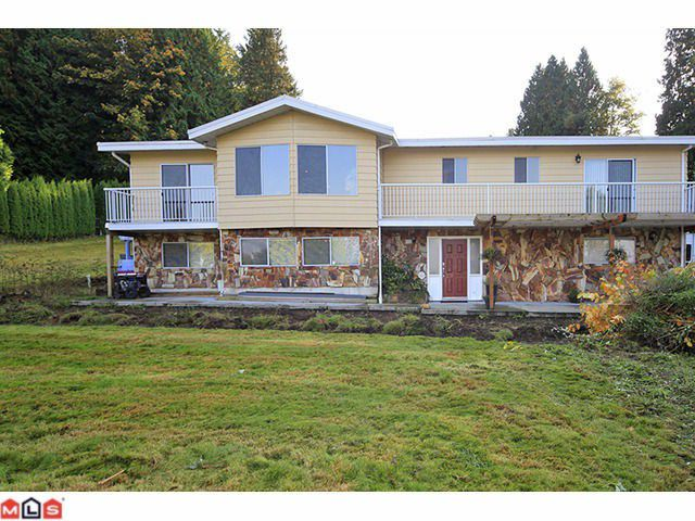 Main Photo: 3088 168TH Street in Surrey: Grandview Surrey House for sale (South Surrey White Rock)  : MLS®# F1126646