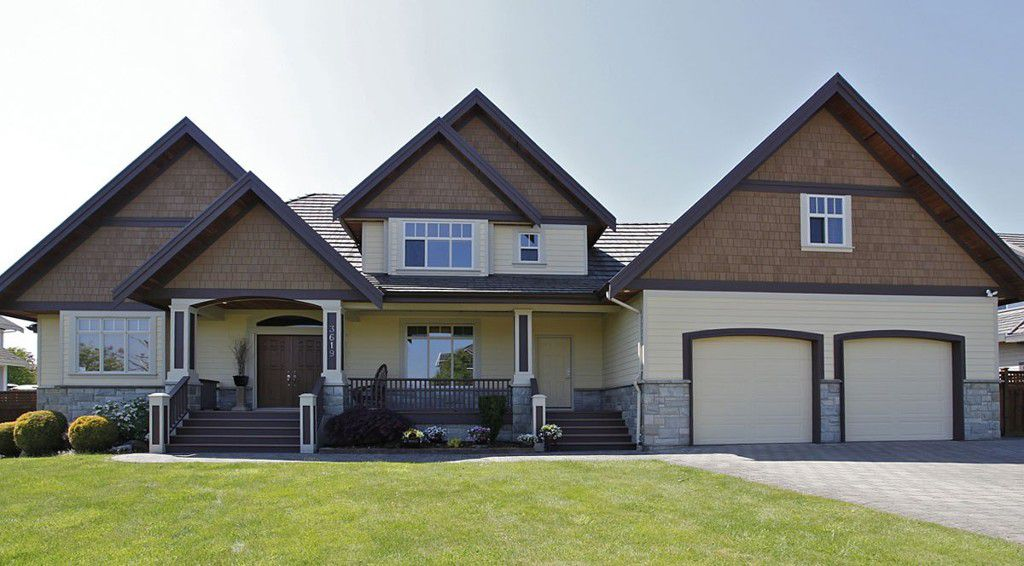 "Main Photo: 3619 164A Street in Surrey: Morgan Creek House for sale in ""MORGAN CREEK"" (South Surrey White Rock)  : MLS®# F1401185"