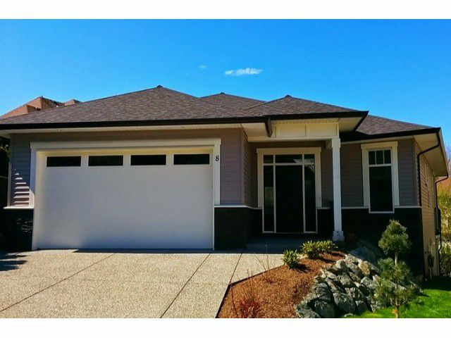 Main Photo: 8 46792 HUDSON RD in Sardis: Promontory House for sale