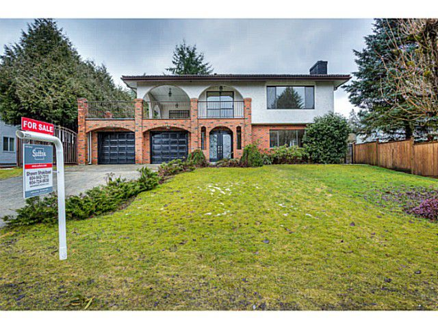 Main Photo: 21384 EXETER Avenue in Maple Ridge: West Central House for sale : MLS®# V1050762