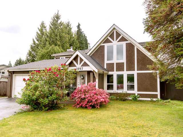 """Main Photo: 1097 LOMBARDY Drive in Port Coquitlam: Lincoln Park PQ House for sale in """"LINCOLN PARK"""" : MLS®# V1066604"""
