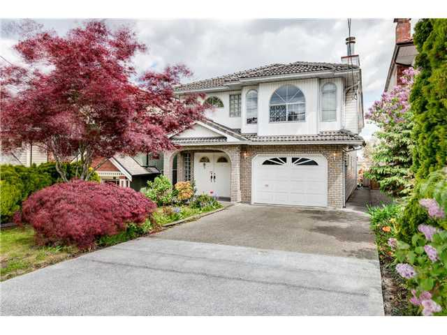 Main Photo: 6428 SELMA Avenue in Burnaby: Forest Glen BS House for sale (Burnaby South)  : MLS®# V1119377