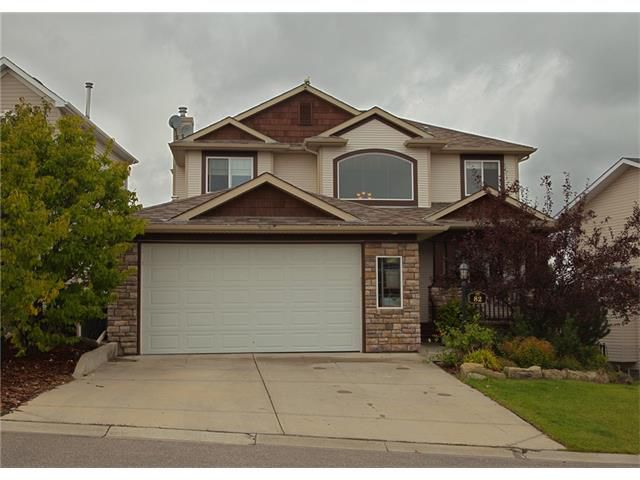 Main Photo: 82 SHEEP RIVER Heights: Okotoks House for sale : MLS®# C4028203