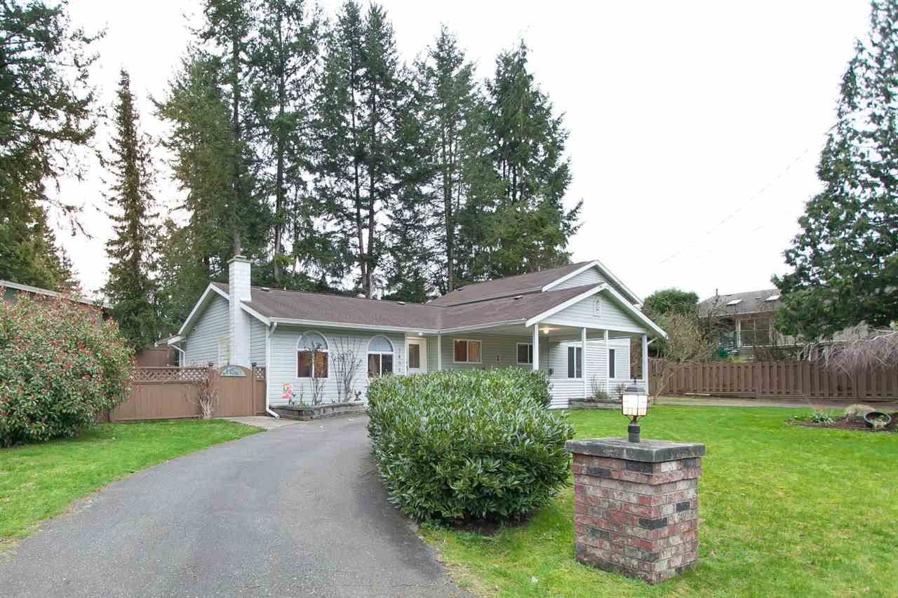 """Main Photo: 3632 203 Street in Langley: Brookswood Langley House for sale in """"BROOKSWOOD"""" : MLS®# R2042256"""