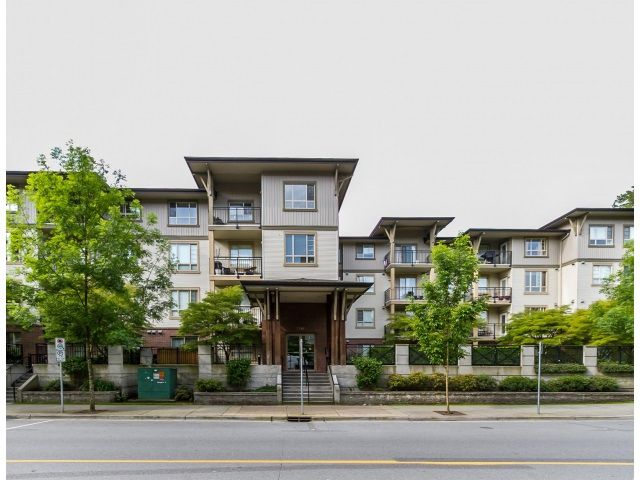 "Main Photo: 311 2346 MCALLISTER Avenue in Port Coquitlam: Central Pt Coquitlam Condo for sale in ""THE MAPLES AT CREEKSIDE"" : MLS®# R2065031"