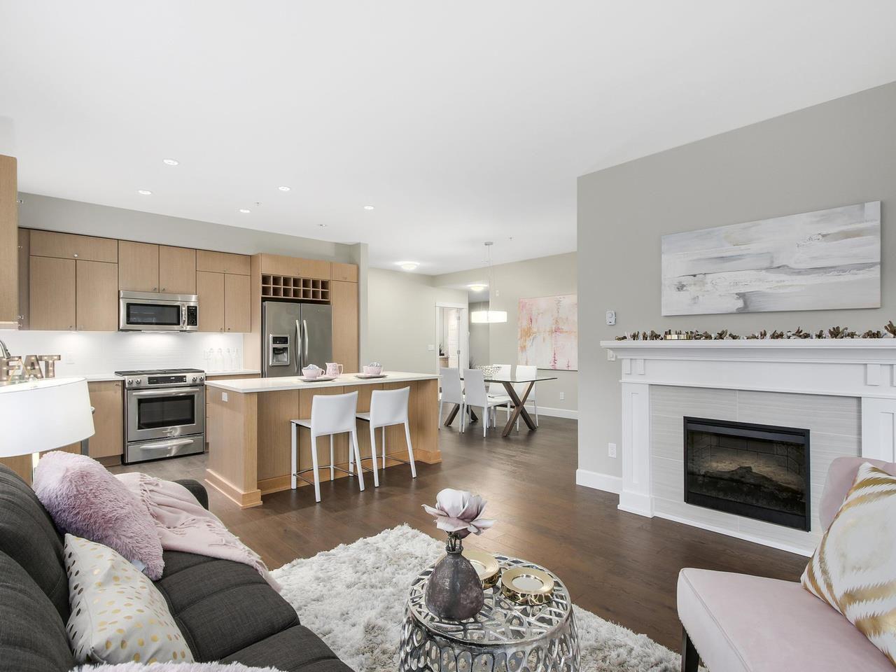 "Main Photo: 104 15145 36 Avenue in Surrey: Morgan Creek Condo for sale in ""EDGEWATER"" (South Surrey White Rock)  : MLS®# R2139845"