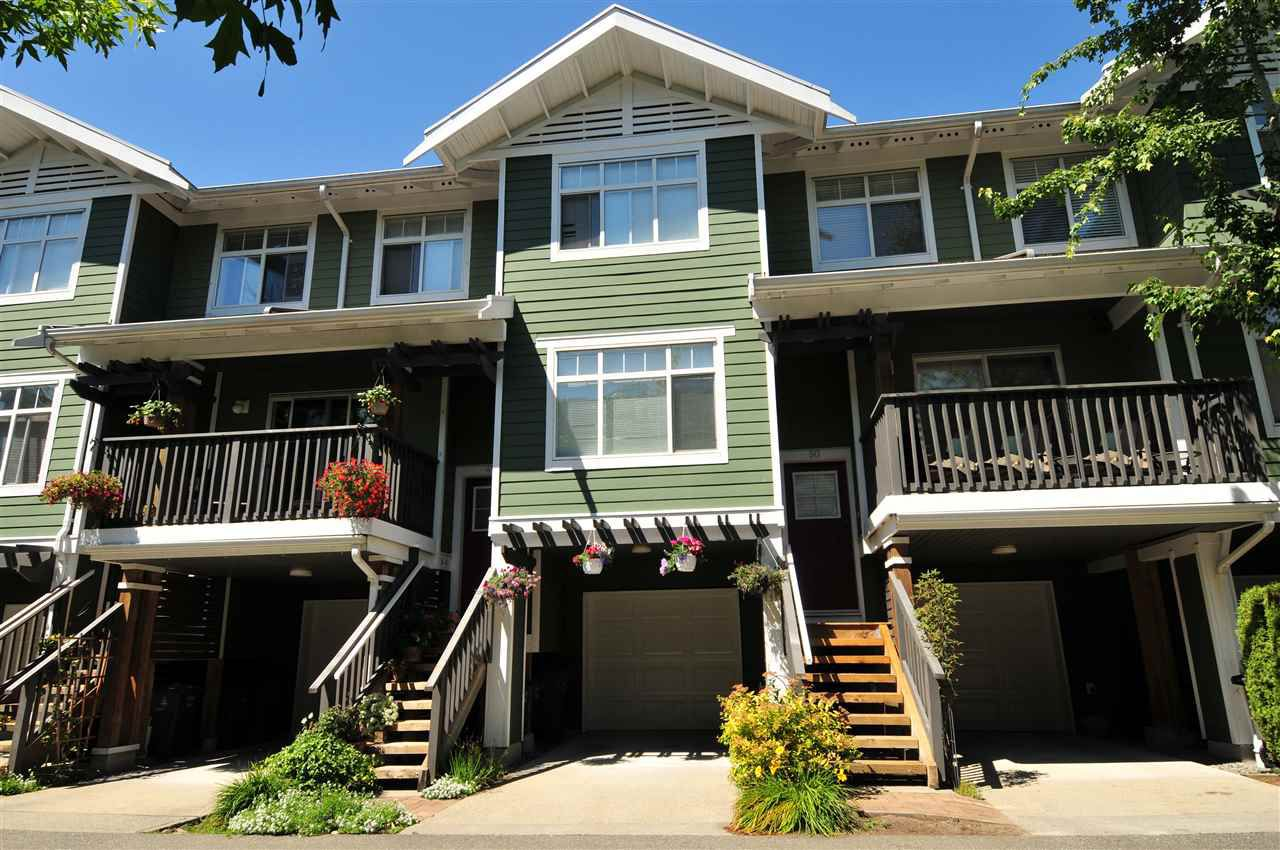"Main Photo: 49 15233 34 Avenue in Surrey: Morgan Creek Townhouse for sale in ""Sundance"" (South Surrey White Rock)  : MLS®# R2155789"