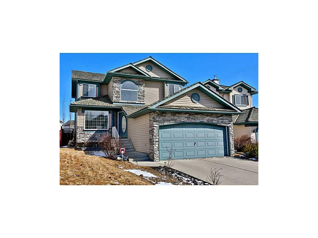 Main Photo: 212 Valley Brook Circle NW in Calgary: Valley Ridge House for sale : MLS®# C3607970