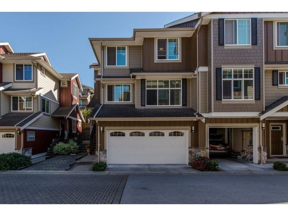 Main Photo: 19 3009 156 STREET in South Surrey White Rock: Home for sale : MLS®# R2099164