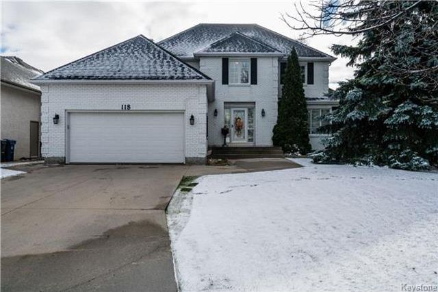 Main Photo: 118 Ravine Drive in Winnipeg: River Pointe Residential for sale (2C)  : MLS®# 1728051