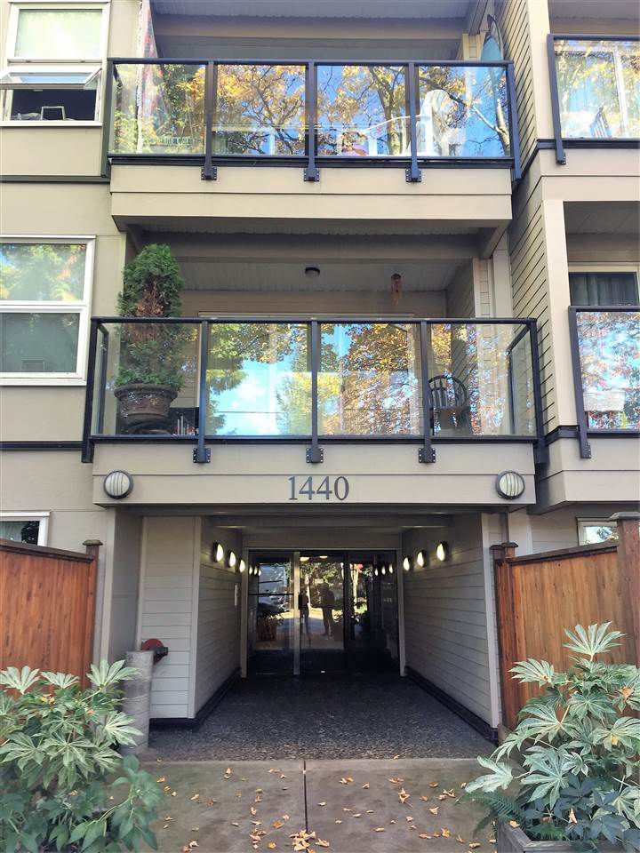"""Main Photo: 309 1440 E BROADWAY in Vancouver: Grandview VE Condo for sale in """"ALEXANDER"""" (Vancouver East)  : MLS®# R2220528"""