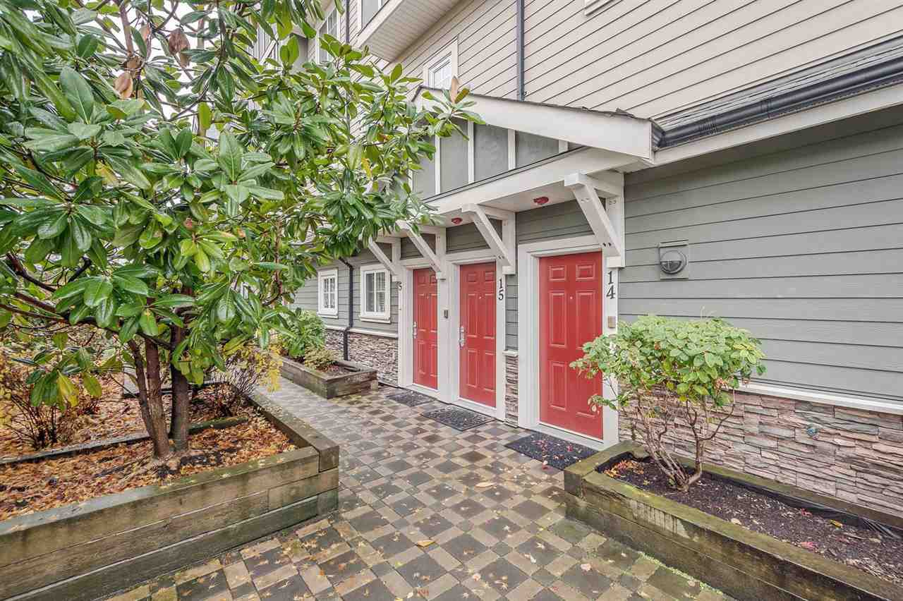 """Photo 19: Photos: 15 6708 ARCOLA Street in Burnaby: Highgate Townhouse for sale in """"HIGHGATE RIDGE"""" (Burnaby South)  : MLS®# R2224034"""