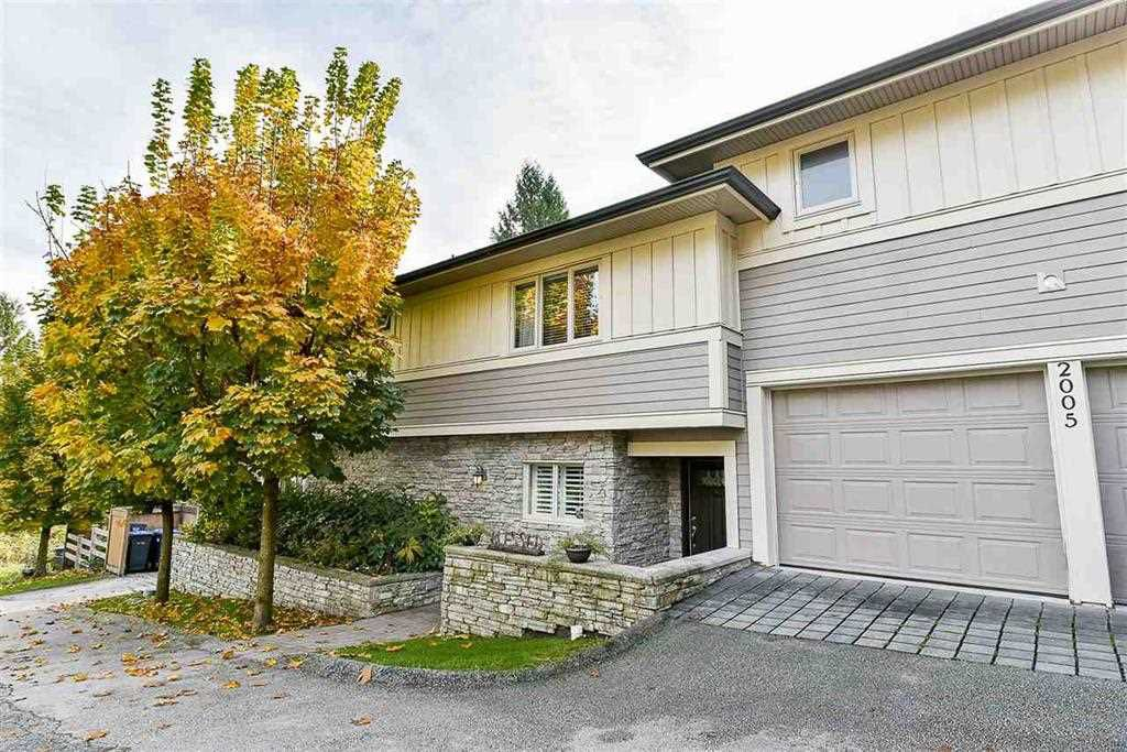 """Main Photo: 2005 COLUMBIA Street in Port Moody: Port Moody Centre Townhouse for sale in """"CREEKSIDE"""" : MLS®# R2230707"""