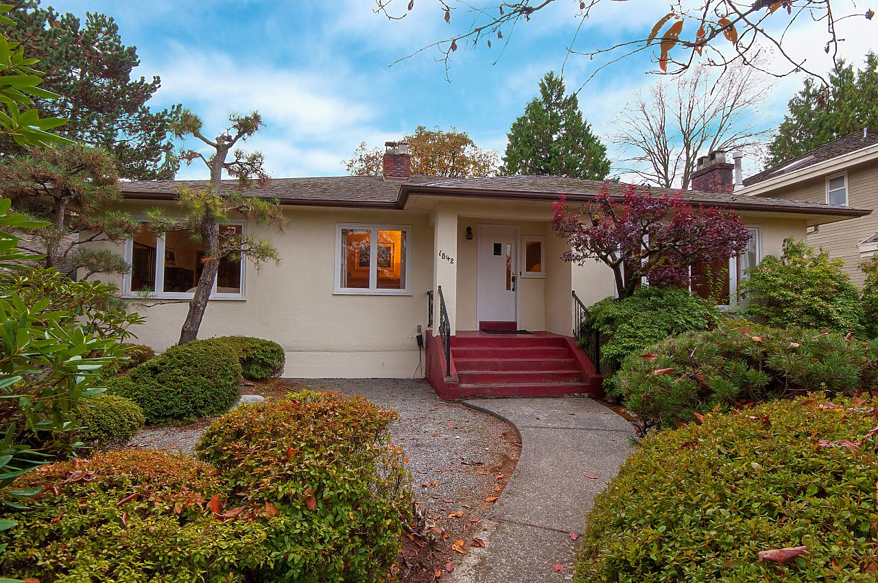 Main Photo: 1842 W 37th Avenue in Vancouver: House for sale : MLS®# R2221148