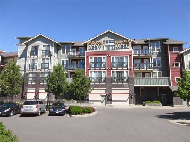 "Main Photo: 321 45530 MARKET Way in Sardis: Vedder S Watson-Promontory Condo for sale in ""THE RESIDENCES"" : MLS®# R2253538"