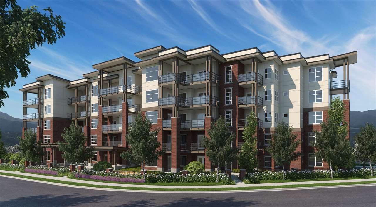 """Main Photo: 503 22577 ROYAL Crescent in Maple Ridge: East Central Condo for sale in """"THE CREST"""" : MLS®# R2255318"""