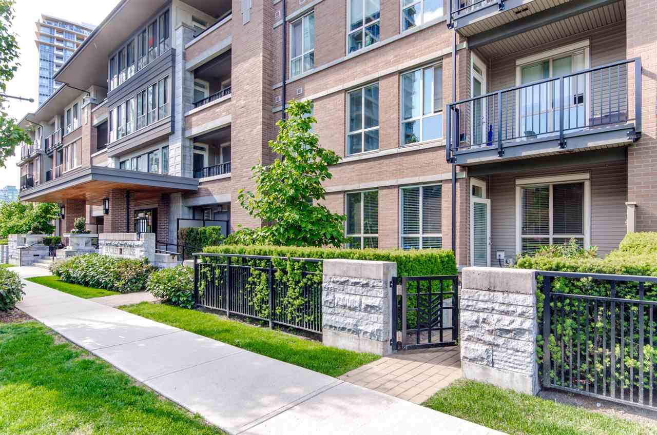 Main Photo: 101 3107 WINDSOR Gate in Coquitlam: New Horizons Condo for sale : MLS®# R2269944
