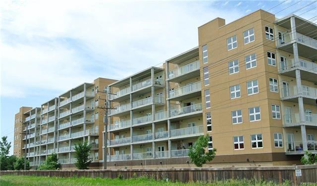 Main Photo: 202 40 Shore Street in Winnipeg: Fairfield Park Condominium for sale (1S)  : MLS®# 1816936