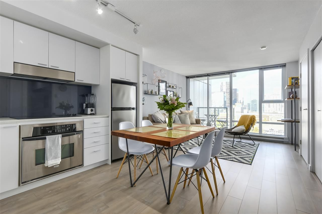 Main Photo: 2109 131 REGIMENT Square in Vancouver: Downtown VW Condo for sale (Vancouver West)  : MLS®# R2315271
