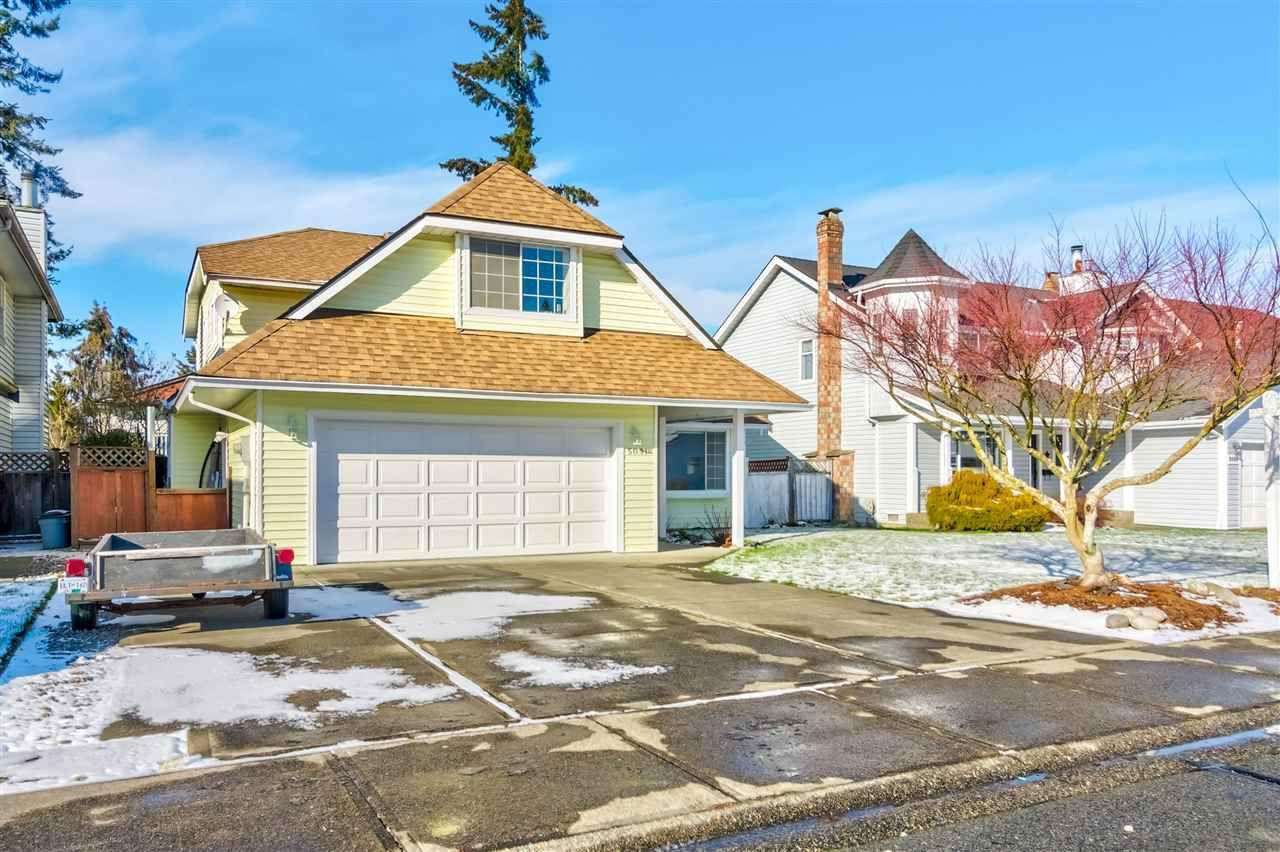"""Main Photo: 5091 209 Street in Langley: Langley City House for sale in """"NEWLANDS"""" : MLS®# R2337343"""