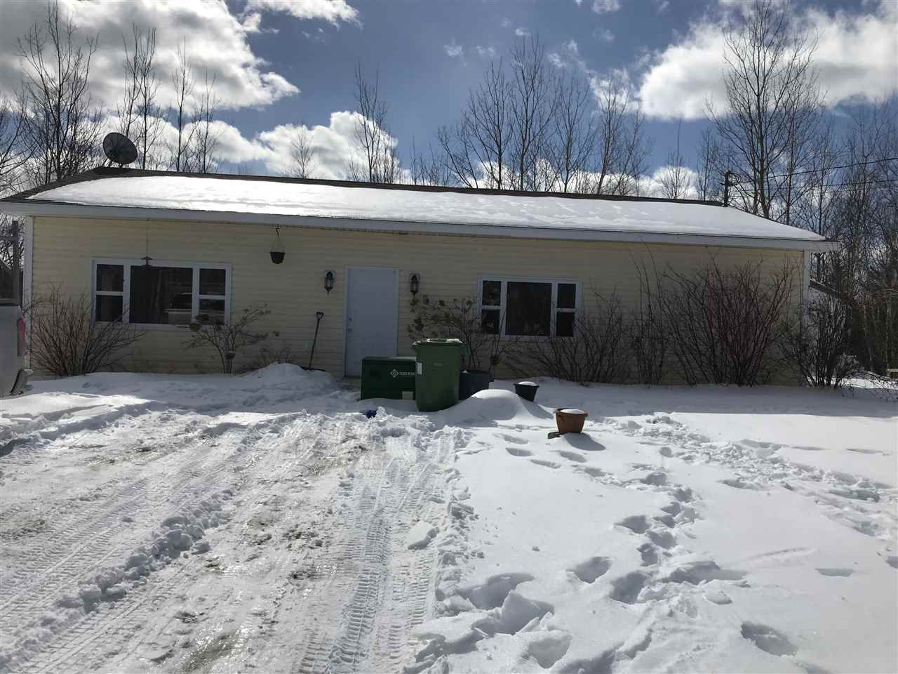 Main Photo: 7636 Pictou Landing Road in Pictou Landing: 108-Rural Pictou County Residential for sale (Northern Region)  : MLS®# 201904315