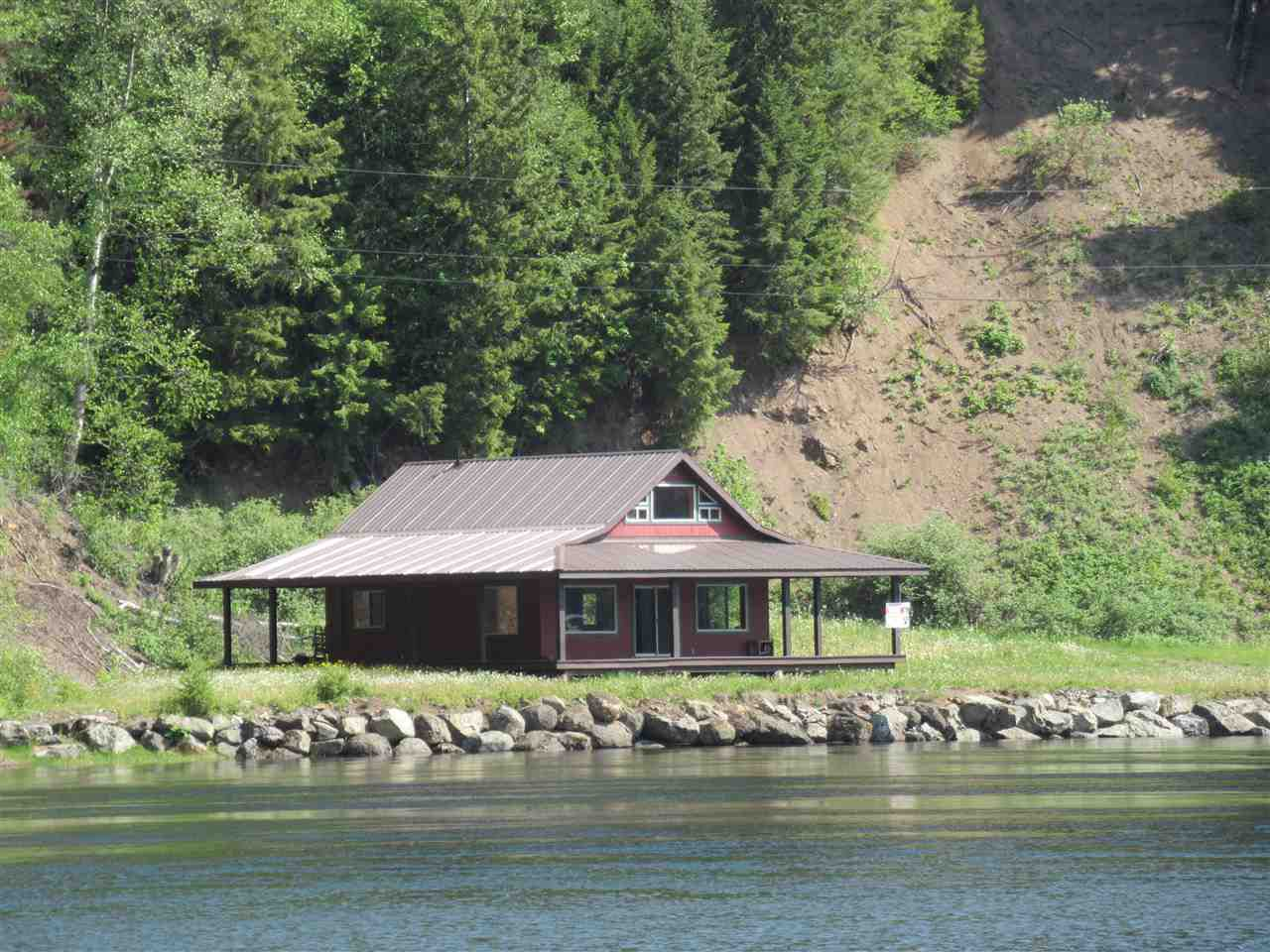 Main Photo: 6278 KNIGHT Road: Likely House for sale (Williams Lake (Zone 27))  : MLS®# R2361221