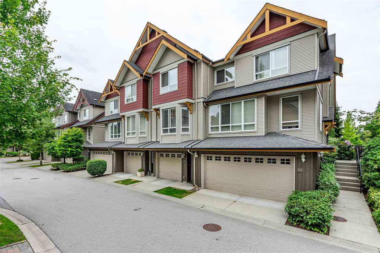 """Main Photo: 31 16789 60 Avenue in Surrey: Cloverdale BC Townhouse for sale in """"LAREDO"""" (Cloverdale)  : MLS®# R2384729"""