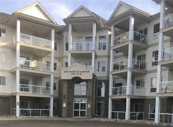Main Photo: 364 2750 55 Street in Edmonton: Zone 29 Condo for sale : MLS®# E4164904