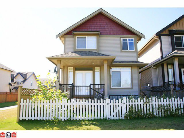 """Main Photo: 6652 195TH Street in Surrey: Clayton House for sale in """"COPPER CREEK"""" (Cloverdale)  : MLS®# F1122969"""