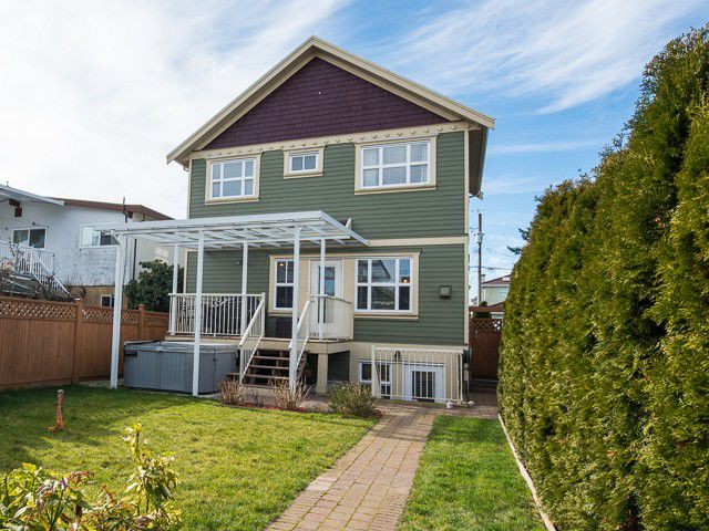 Main Photo: 4220 GLEN Drive in Vancouver: Knight Condo for sale (Vancouver East)  : MLS®# V991950