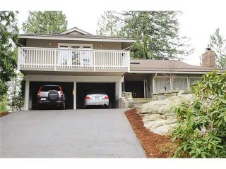 Main Photo: 4678 KEITH Road in West Vancouver: Caulfeild House for sale : MLS®# V877059