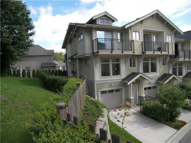 Main Photo: 13-245 Francis Way in New Westminster: Fraserview NW Townhouse for sale : MLS®# V871074