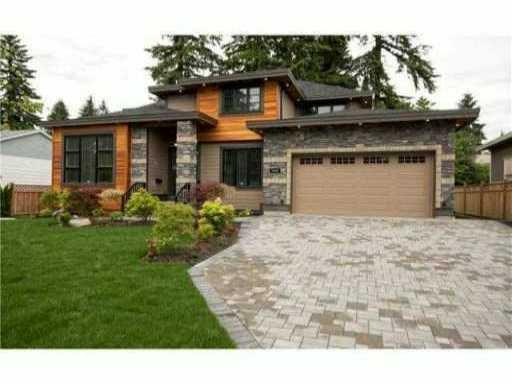 "Main Photo: 2646 STANDISH Drive in North Vancouver: Blueridge NV House for sale in ""BLUERIDGE"" : MLS®# V1049824"