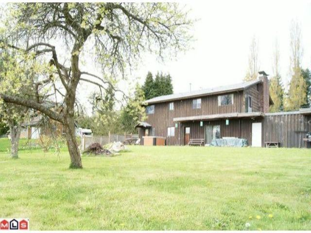 Main Photo: 16712  16TH AV in Surrey: Pacific Douglas House for sale (South Surrey White Rock)  : MLS®# F1112078