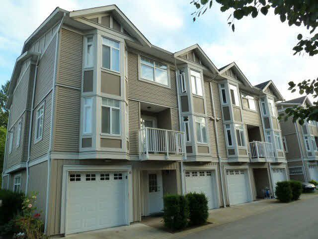 """Main Photo: 7 2865 273RD Street in Langley: Aldergrove Langley Townhouse for sale in """"EMMY LANE"""" : MLS®# F1431670"""