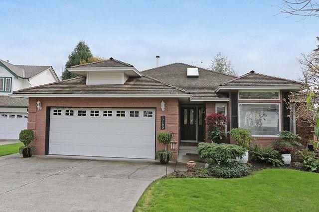 "Main Photo: 17102 57 Avenue in Surrey: Cloverdale BC House for sale in ""RICHARSDON RIDGE"" (Cloverdale)  : MLS®# R2010265"