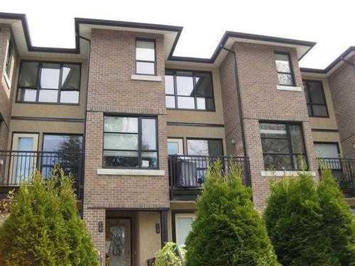 Main Photo: 18 1863 WESBROOK Crescent in Vancouver West: University VW Home for sale ()  : MLS®# V820041