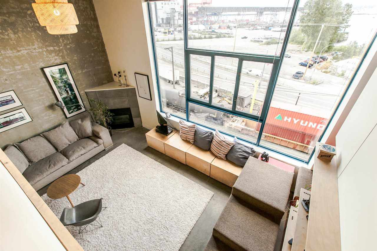 "Main Photo: 420 2001 WALL Street in Vancouver: Hastings Condo for sale in ""CANNERY ROW"" (Vancouver East)  : MLS®# R2081753"