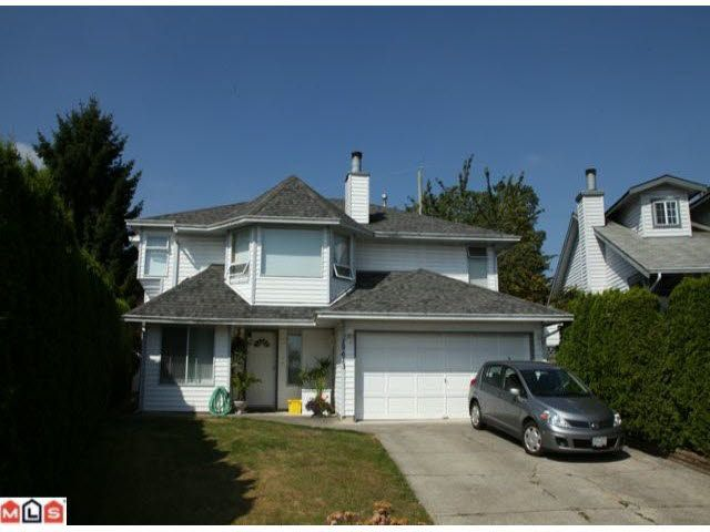 Main Photo: 19613 WAKEFIELD DRIVE in : Willoughby Heights House for sale : MLS®# F1020740