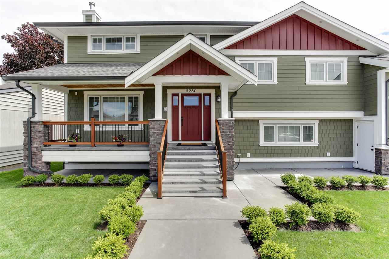 Main Photo: 5230 CENTRAL Avenue in Delta: Hawthorne House for sale (Ladner)  : MLS®# R2146543