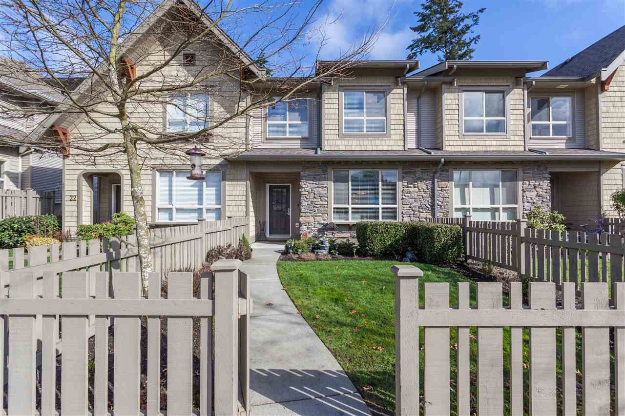 "Main Photo: 23 2738 158 Street in Surrey: Grandview Surrey Townhouse for sale in ""Cathedral Grove"" (South Surrey White Rock)  : MLS®# R2151178"